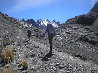 Trekking Condoriri Huayna Potosí