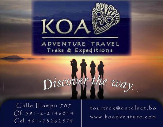 Koa Travel. Bienvenidos a la Aventura
