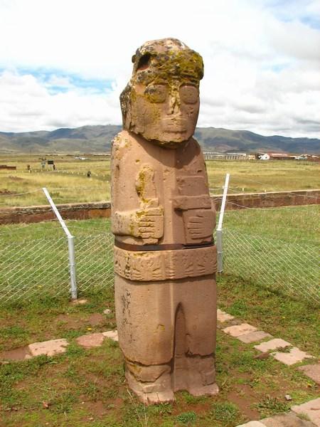 Puno-Copacabana, Isla del Sol- Tiwanaku - La Paz 4D/3N