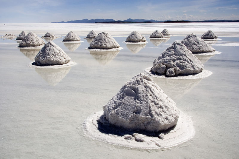 Altiplano, Uyuni, salars et volcans La Paz – Potosí - Salar d'Uyuni - Lagune colorée – Lagune verte – Volcans – Uturunku - Ruines de Tiwanaku - Lac Titicaca - Copacabana – Ile du Soleil – Coroico.