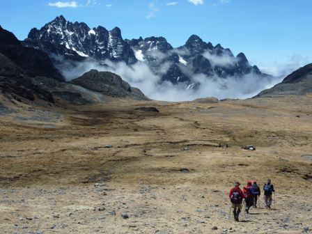 Takesi trekking in Bolivia 2D/1N
