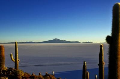 Apolobamba, isla del Sol, Uyuni salt flats, Sajama trekking and climbing in Bolivia
